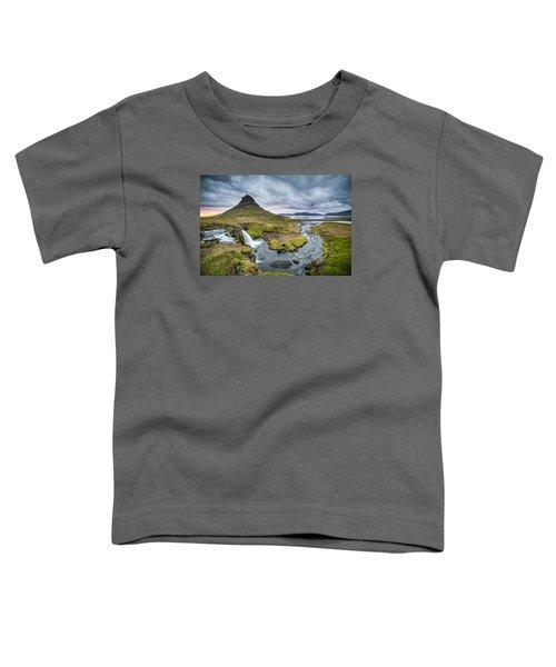 Kirkjufellsfoss 1 Toddler T-Shirt