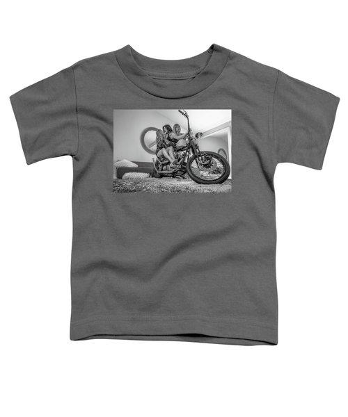 Kiss Me Now- Toddler T-Shirt