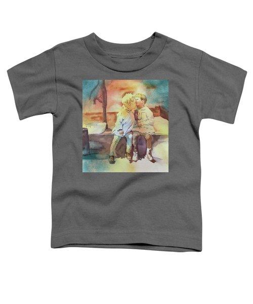 Kissing Cousins Toddler T-Shirt