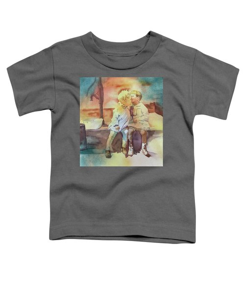 Kissing Cousins Toddler T-Shirt
