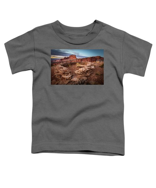 Toddler T-Shirt featuring the photograph Kiva 2 by Whit Richardson