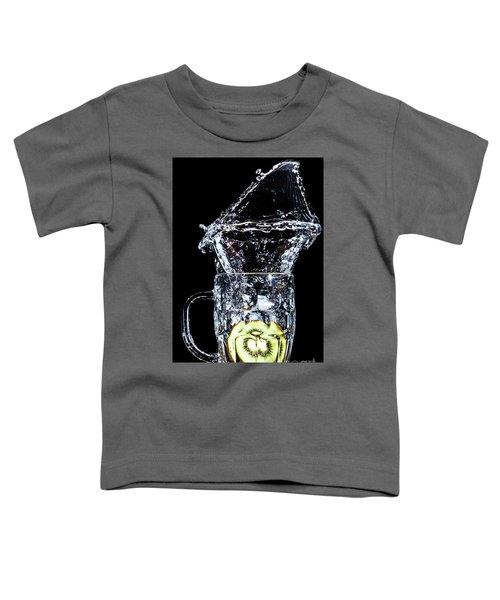 Kiwi Spash Toddler T-Shirt