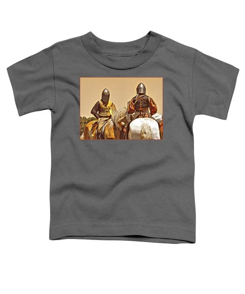 Knight's Conference Toddler T-Shirt