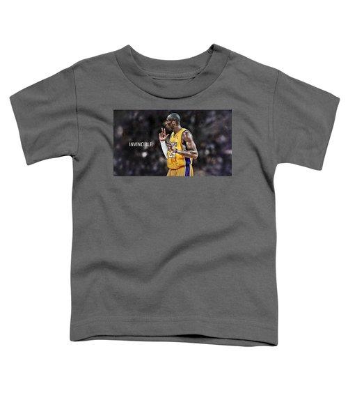 Kobe Bryant Toddler T-Shirt