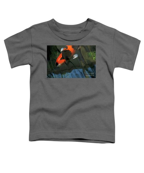 Koi Reflection Toddler T-Shirt