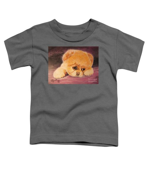 Flying Lamb Productions     Koty The Puppy Toddler T-Shirt
