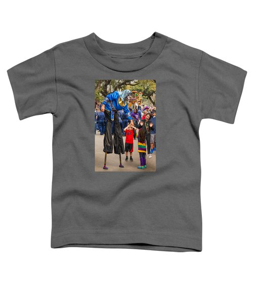 Krewe Of Thoth Greeting Toddler T-Shirt