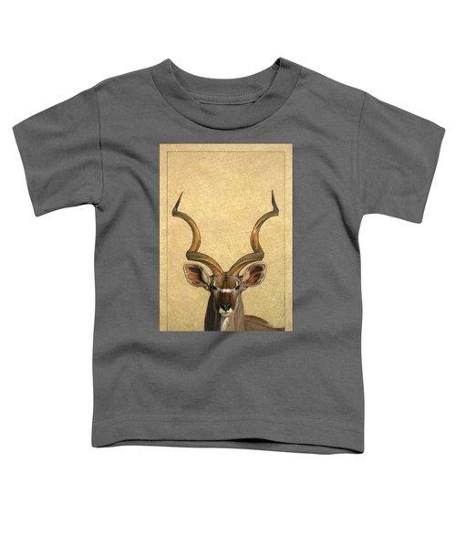 Kudu Toddler T-Shirt