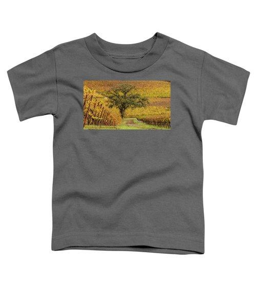 Kunde Vineyards Toddler T-Shirt