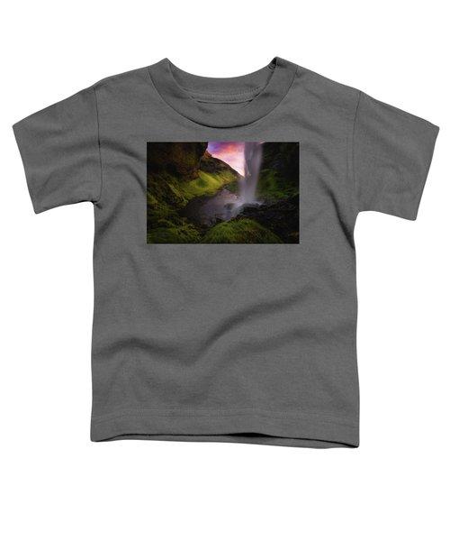 Kvernufoss Toddler T-Shirt