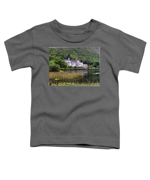 Kylemore Abbey, County Galway, Toddler T-Shirt