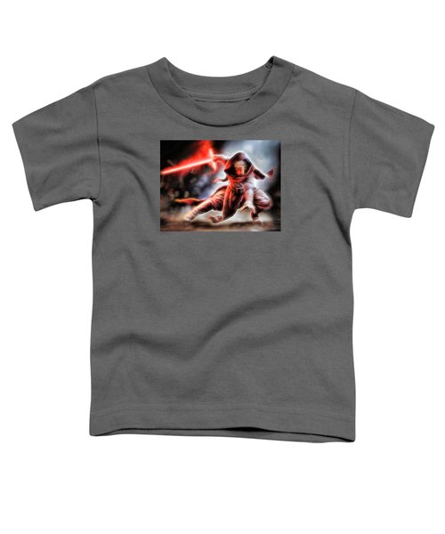 Kylo Ren I Will Fulfill Our Destiny Toddler T-Shirt