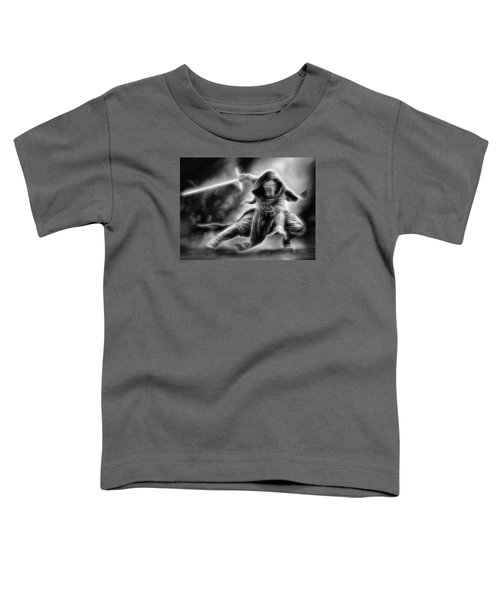 Kylo Ren Nothing Will Stand In Our Way Toddler T-Shirt
