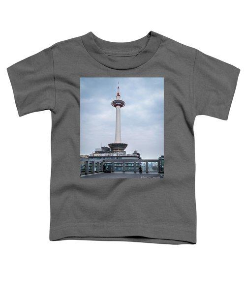 Kyoto Tower, Japan Toddler T-Shirt