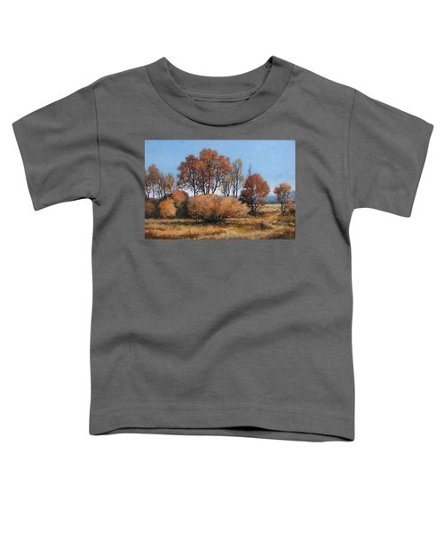 La Center Bottoms Toddler T-Shirt