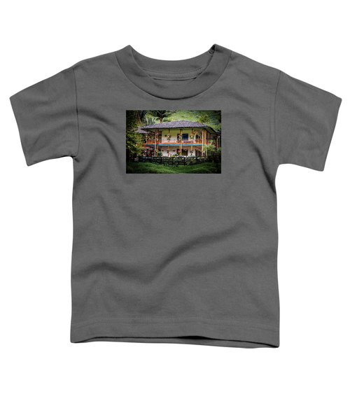 La Finca De Cafe - The Coffee Farm Toddler T-Shirt