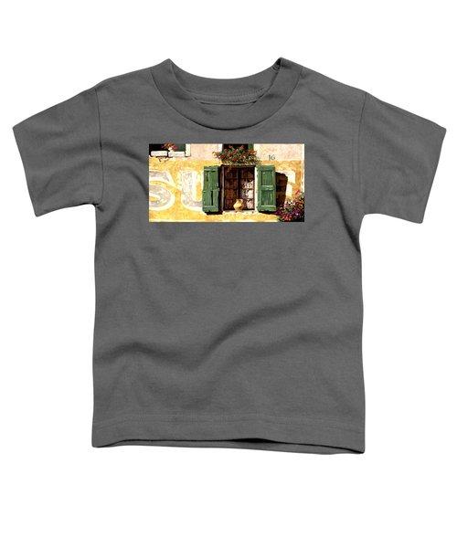 la finestra di Sue Toddler T-Shirt