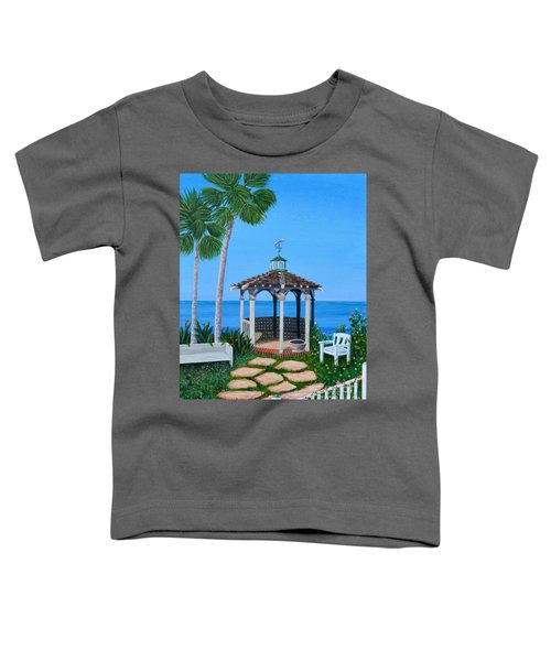 La Jolla Garden Toddler T-Shirt