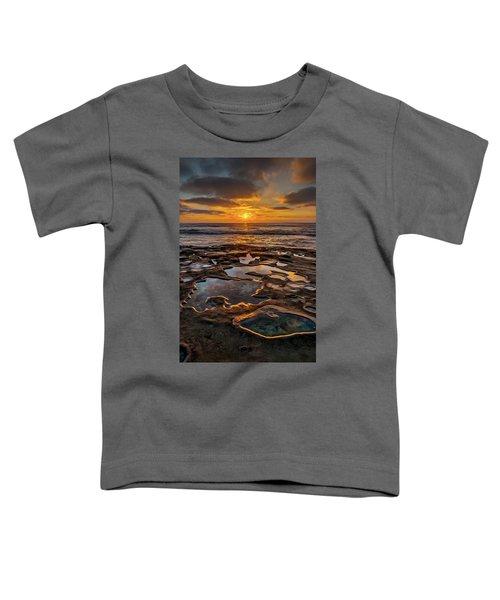 La Jolla Tidepools Toddler T-Shirt
