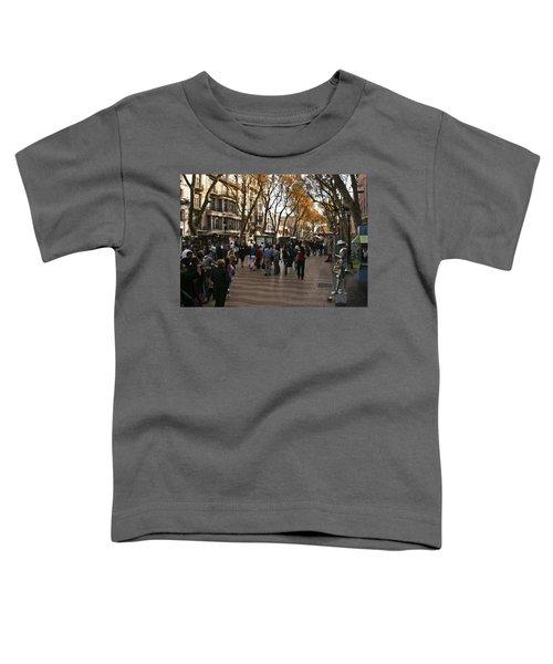 La Rambla II Toddler T-Shirt
