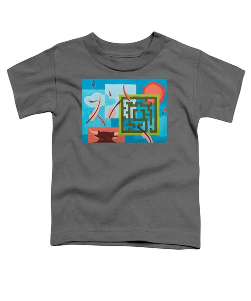 Labyrinth Day Toddler T-Shirt