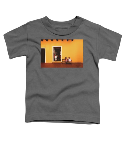 Ladies In Valladolid Toddler T-Shirt
