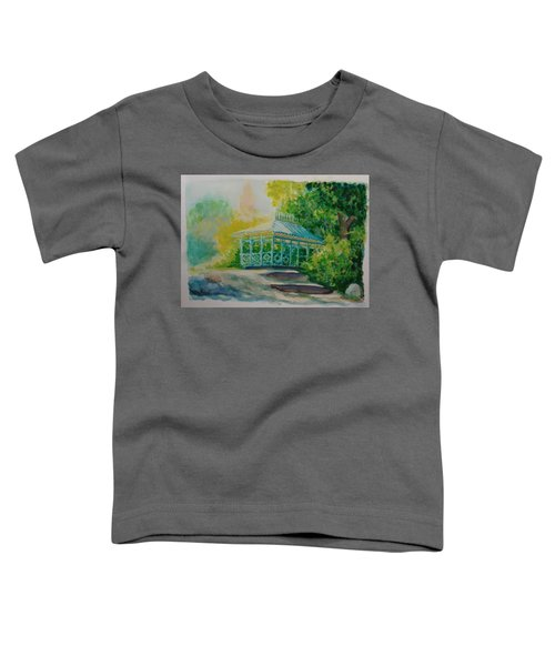 Ladies Pavilion, Cpnyc Toddler T-Shirt