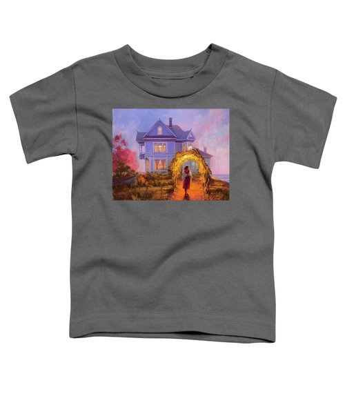 Lady In Waiting Toddler T-Shirt