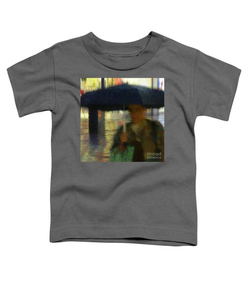 Lady With Umbrella Toddler T-Shirt