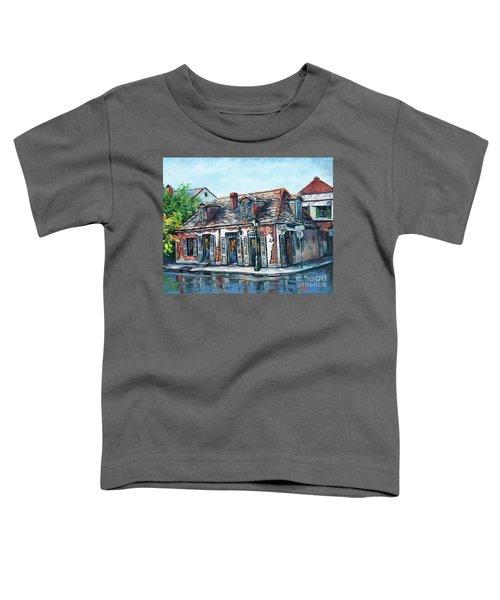 Lafitte's Blacksmith Shop Toddler T-Shirt
