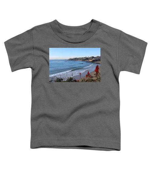 Laguna Beach Toddler T-Shirt
