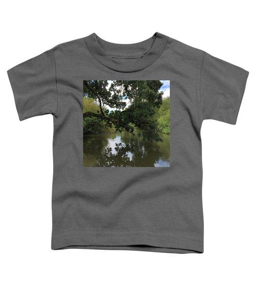 Laguna Bridge Toddler T-Shirt