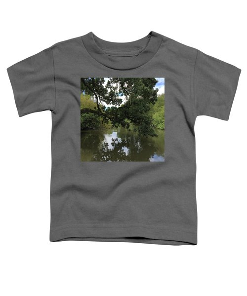 Laguna Bridge Toddler T-Shirt