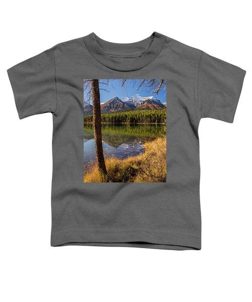 Lake Herbert Reflections Toddler T-Shirt