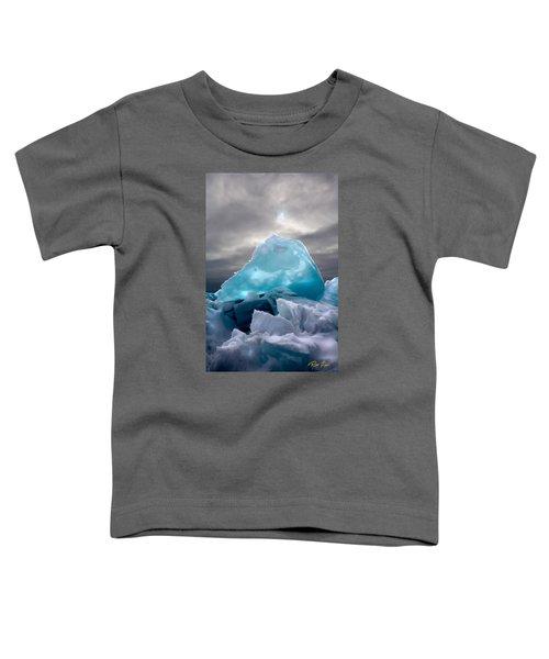 Lake Ice Berg Toddler T-Shirt