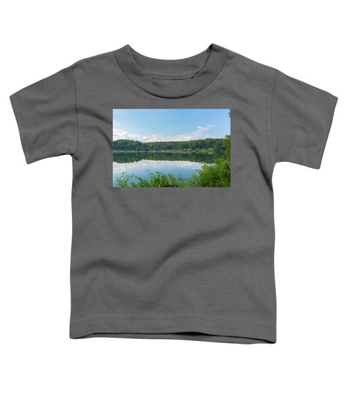Lake Junaluska #3 September 9 2016 Toddler T-Shirt
