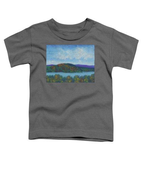 Lake Mahkeenac Toddler T-Shirt
