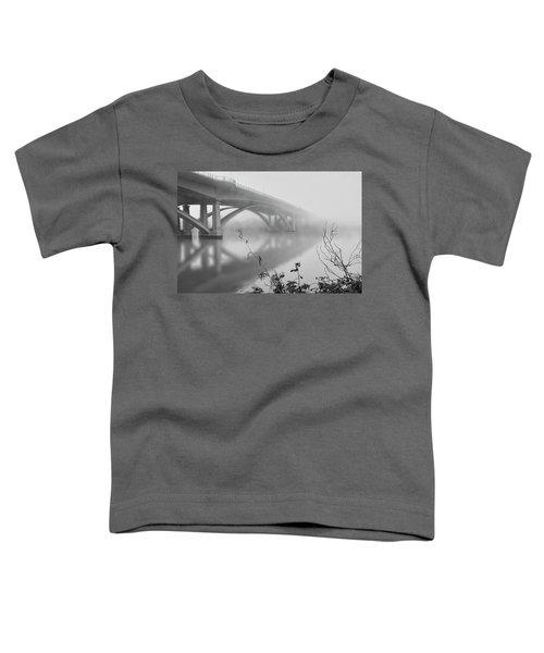 Lake Natoma Crossing Toddler T-Shirt