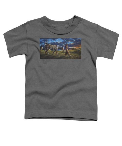 Lakota Sunrise Toddler T-Shirt