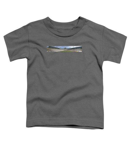 Toddler T-Shirt featuring the photograph Lambeau Field Staduim  by Ricky L Jones
