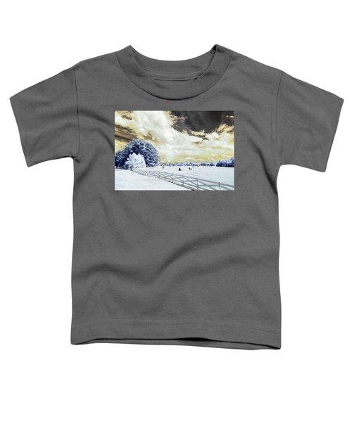 Lancaster Farm In Ir Toddler T-Shirt
