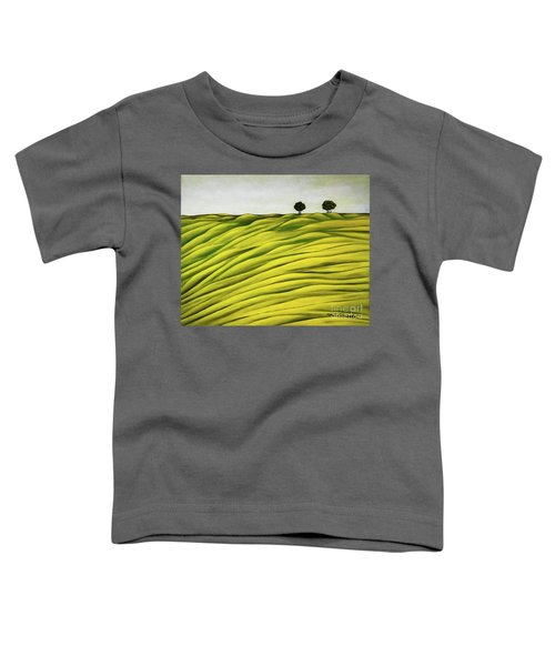 Land Of Breather Toddler T-Shirt