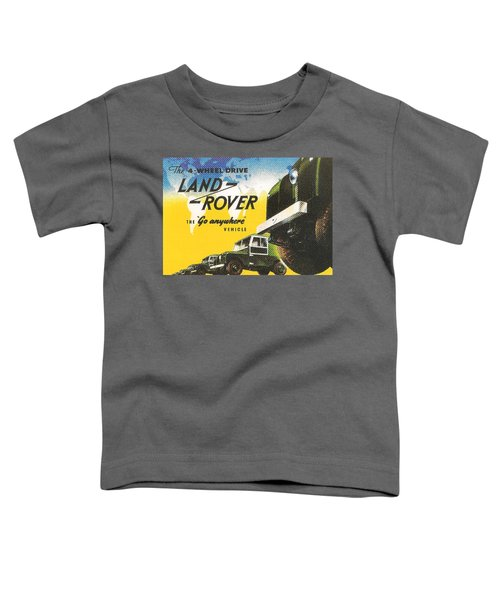 Land Rover Toddler T-Shirt
