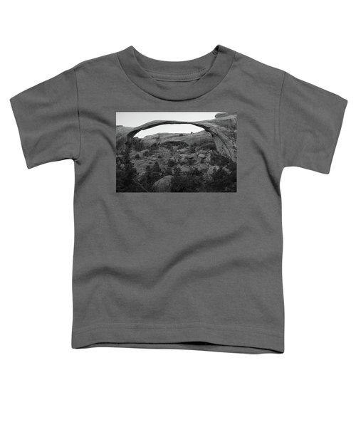 Landscape Arch Toddler T-Shirt