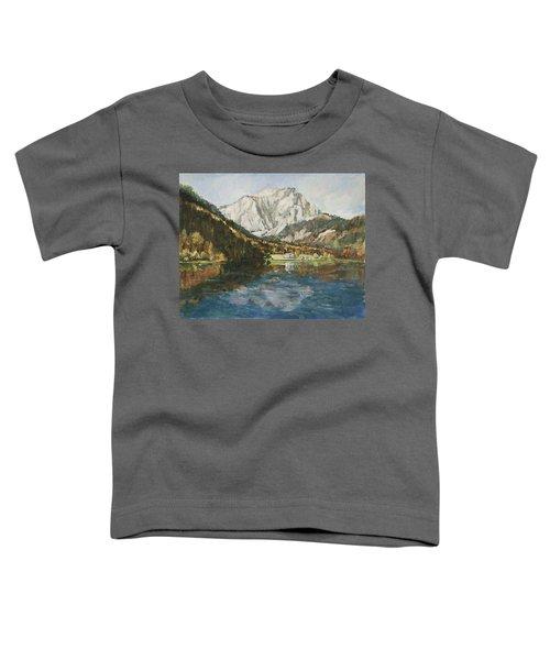 Langbathsee Austria Toddler T-Shirt
