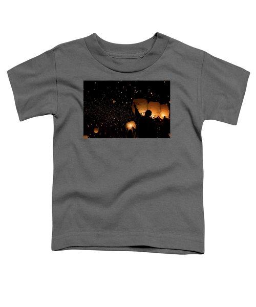 Lantern Fest Group Toddler T-Shirt