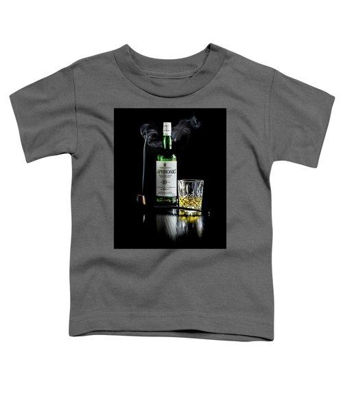 Whiskey And Smoke Toddler T-Shirt