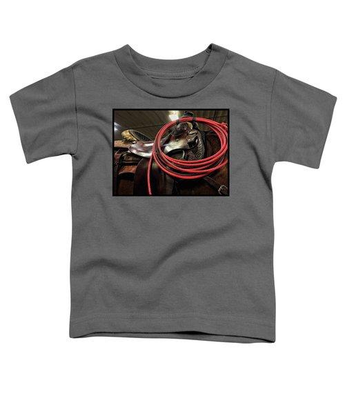 Lariat Toddler T-Shirt