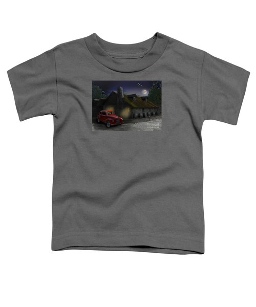 Last Call Toddler T-Shirt