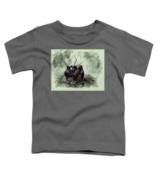 Last Time Out Toddler T-Shirt